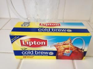 Lipton Cold Brew Iced Tea