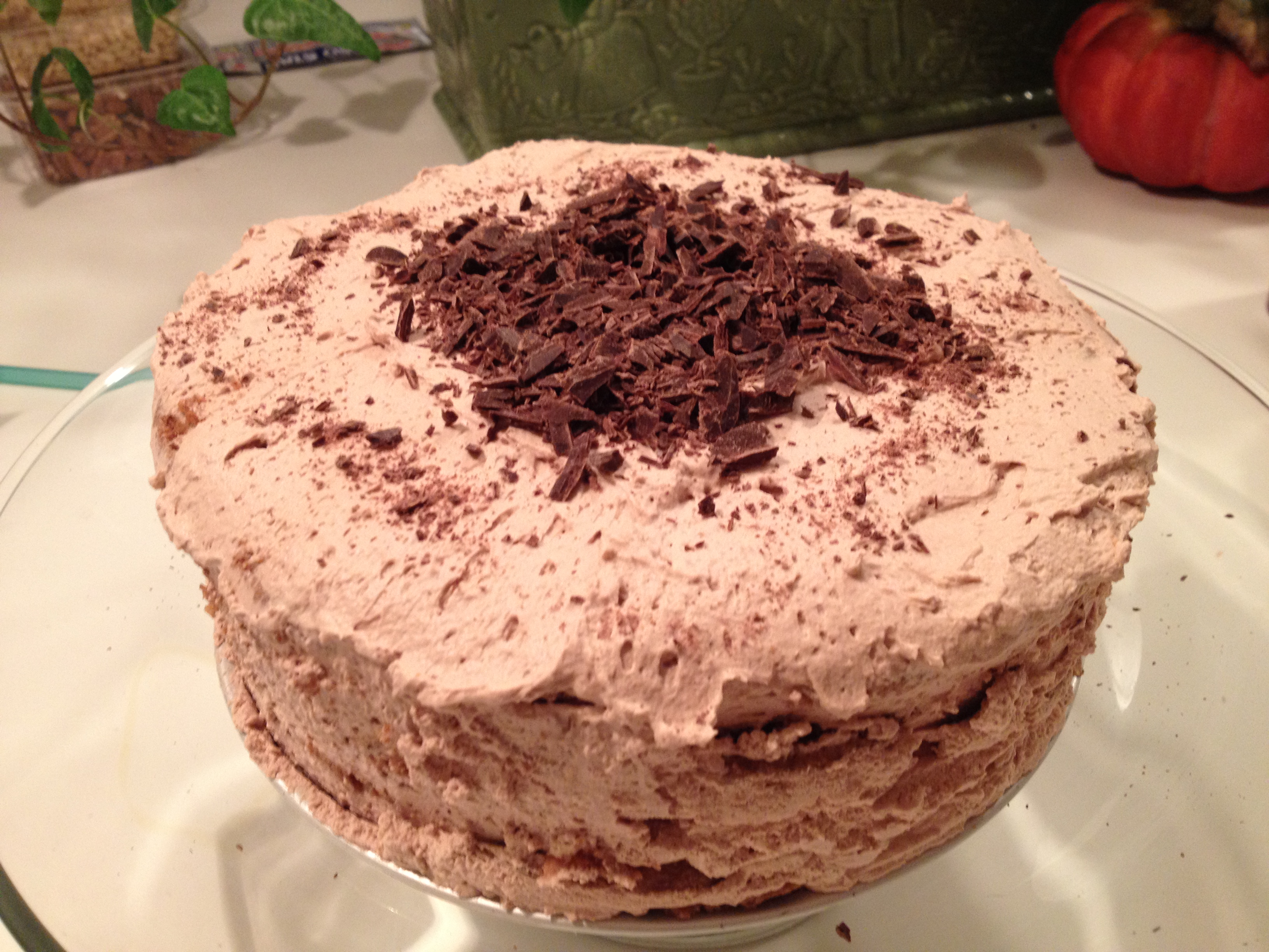 ... icebox cake chocolate pumpkin icebox cake chocolate ricotta icebox