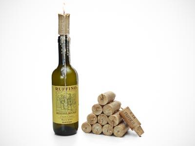 wine-cork-candles
