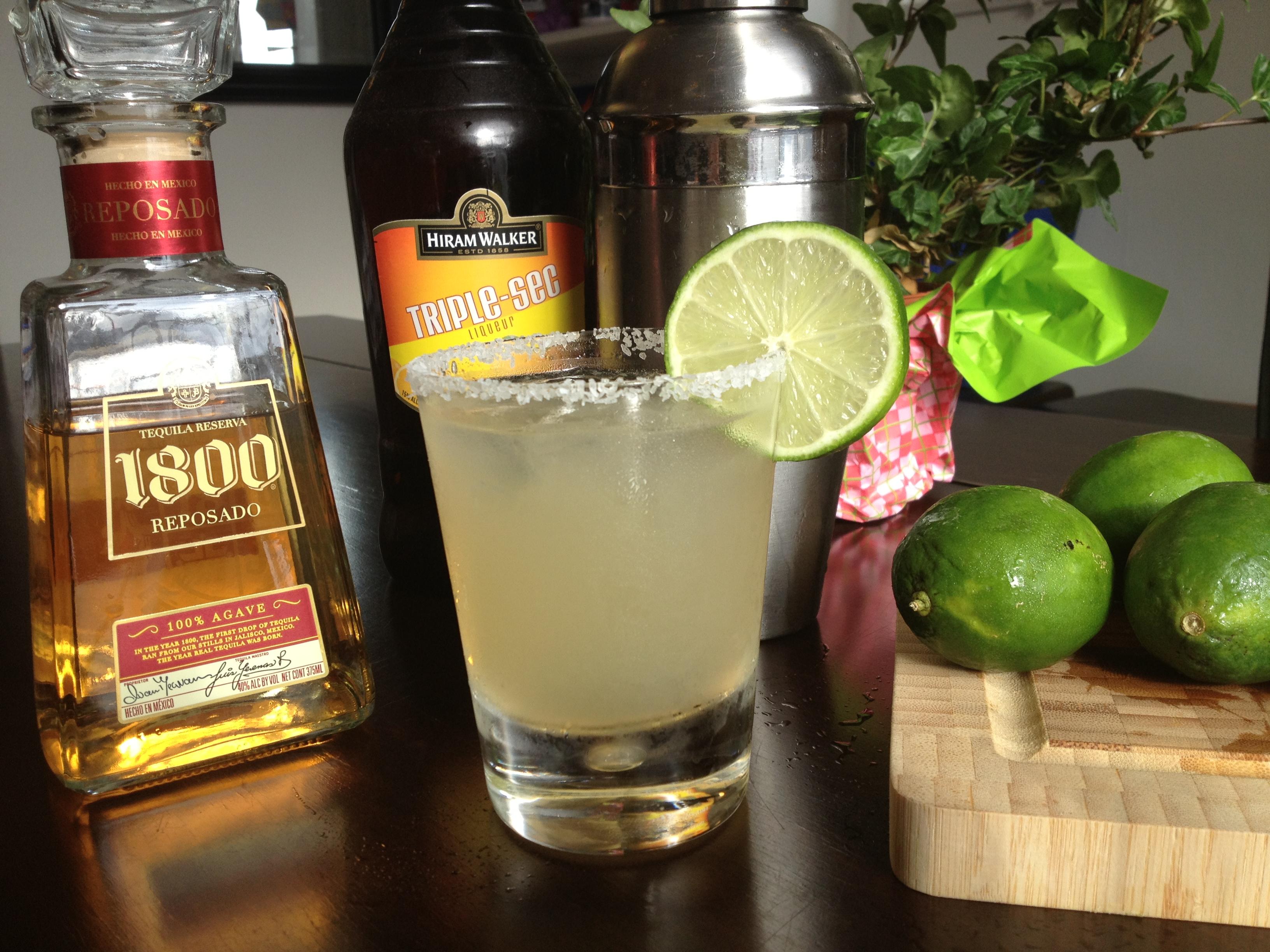 Fresh Margaritas / www.sarasfavoritethings.wordpress.com
