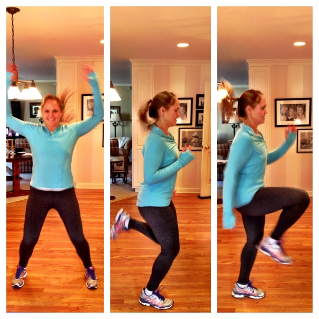21 Minute Killer Interval Workout / https://sarasfavoritethings.wordpress.com/2013/11/24/21-minute-killer-interval-workout/