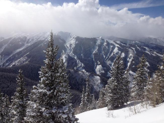 Aspen Mountain / www.sarasfavoritethings.wordpress.com