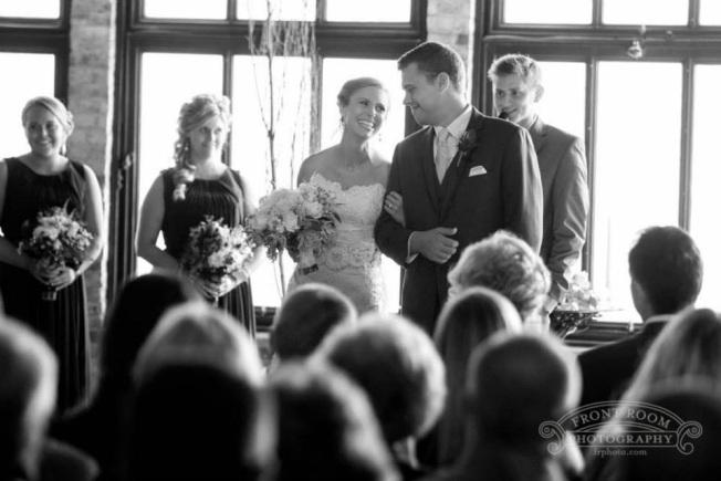 Rachael Buck Wedding