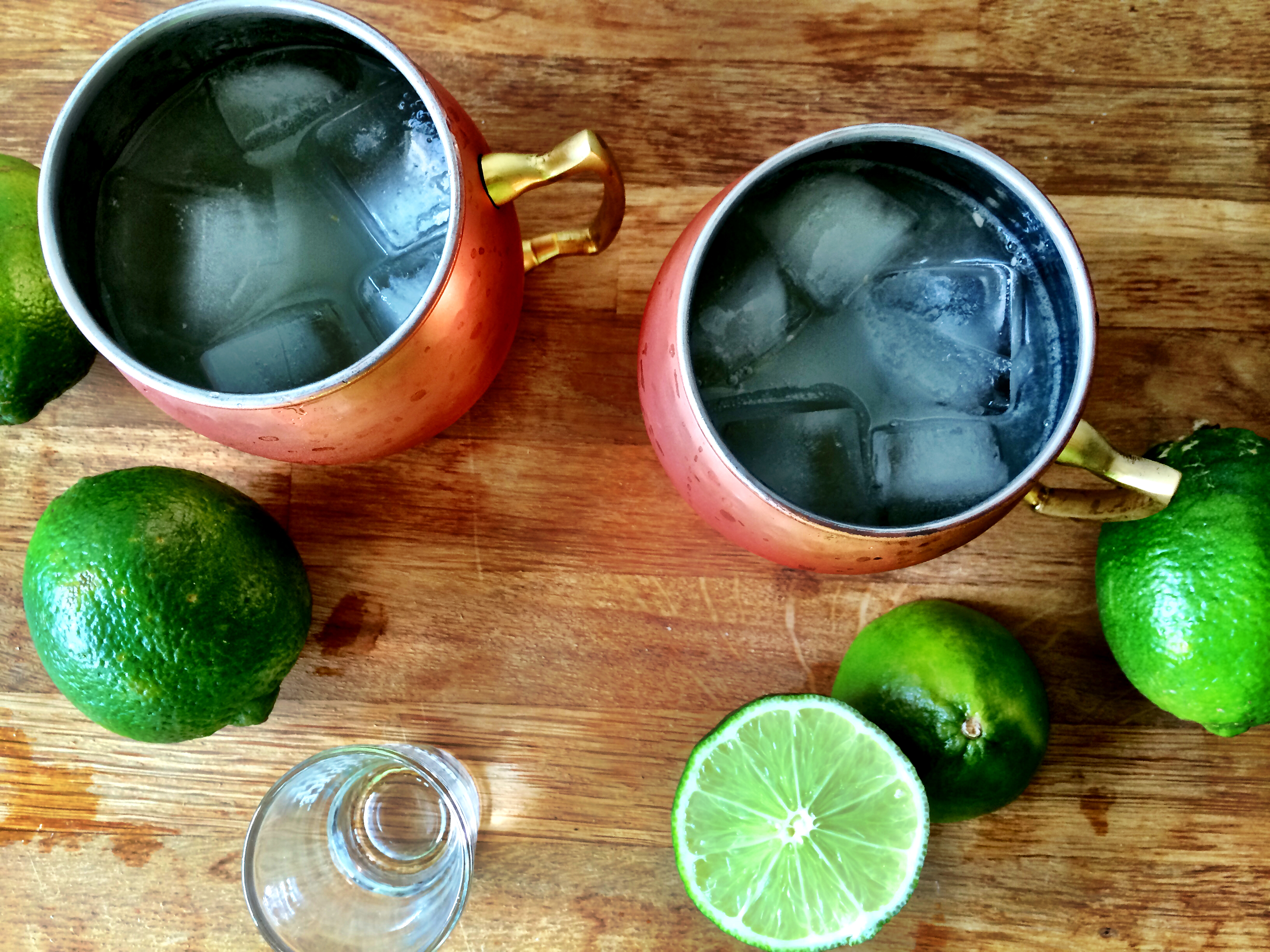 Moscow Mules My Favorite Things