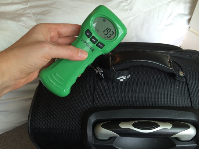 Luggage Scale - Stocking Stuffer