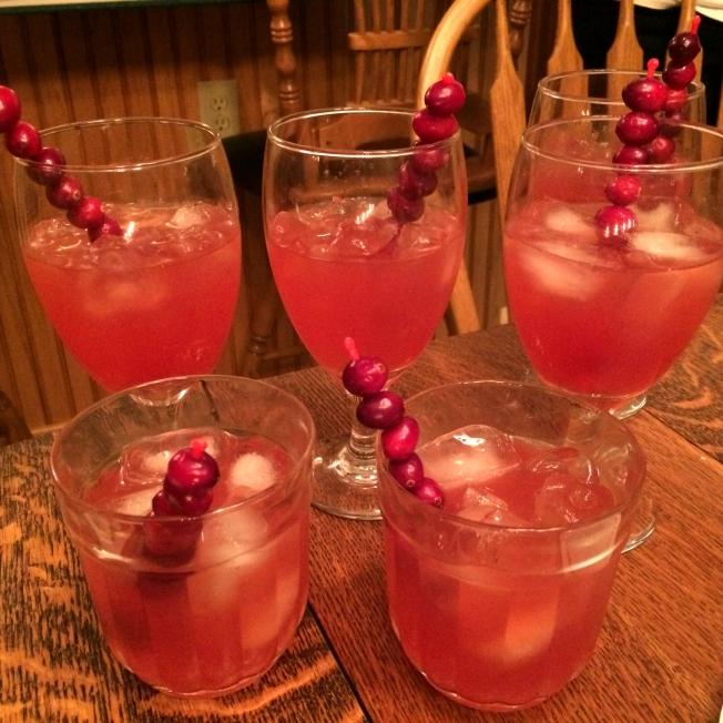 Mistletoe Mule