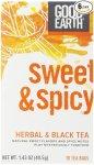 Sweet & Spicy Good EarthTea