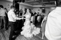 Dancing to the Band: Wedding Reception
