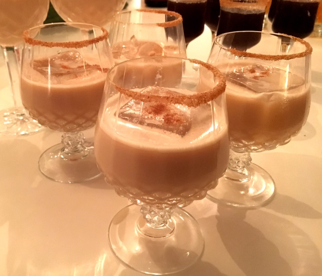 Cocktail Competition: White Christmas Russian
