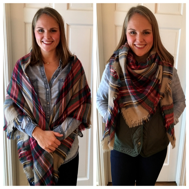Stocking Stuffer: Blanket Scarf