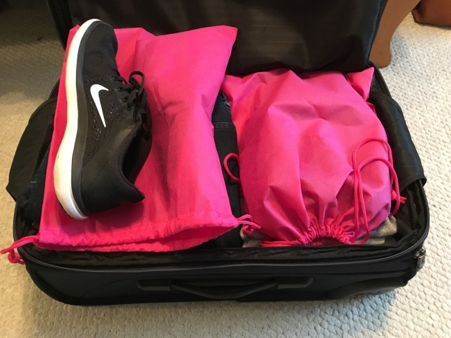 Stocking Stuffers: Travel Shoe Bags